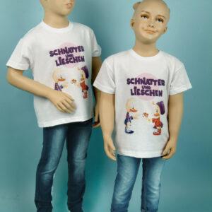 T-Shirt-B-Puppen