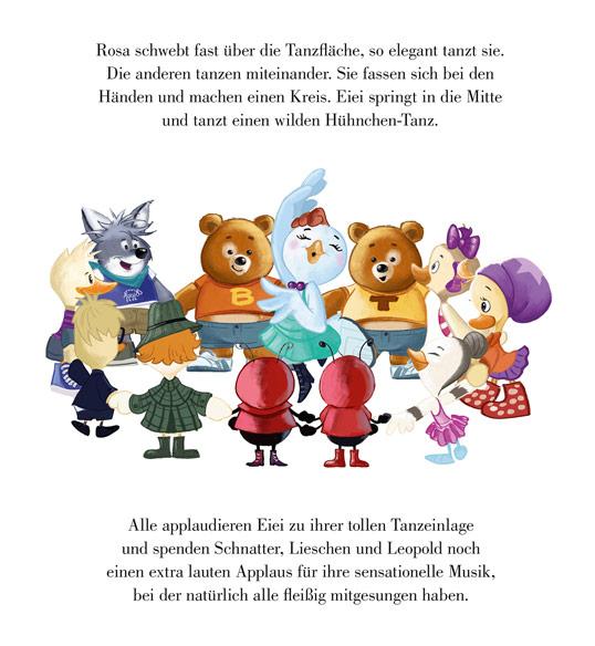 Schnatter und Lieschen Band 1 Eiei