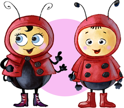 Mariechen und Käferchen