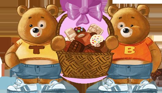 Teddy und Bärchen