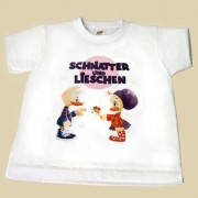 Schnatter und Lieschen T-Shirt