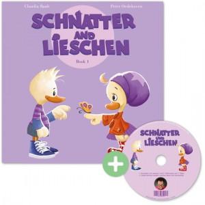 schnatter-and-lieschen-book-1-and-cd