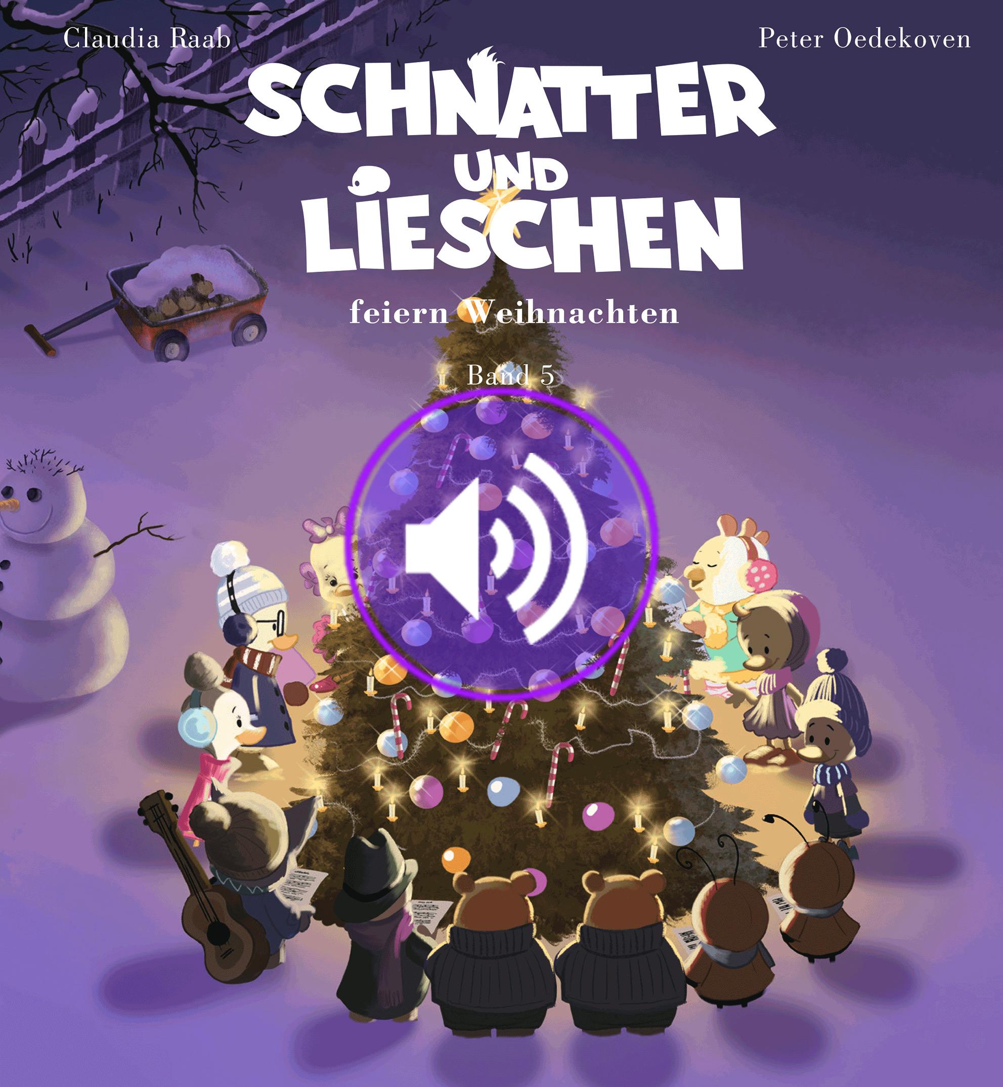 Hörbuch Weihnachten.Schnatter Und Lieschen Hörbuch Band 5 Download Schnatter Und Lieschen Buch Cd
