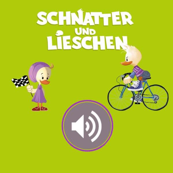 Schnatter und Lieschen – Fahrrad-Lied – Download