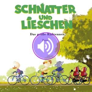 Schnatter und Lieschen – Hörbuch Band 6 – Download